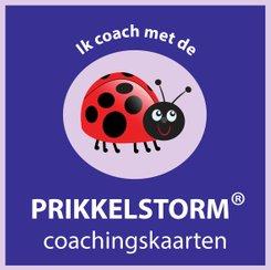 Prikkelstorm coachingkaarten Nathalie Godart Praktijk Bij de Hand